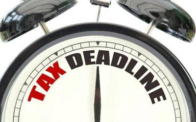 Income Tax Returns Filing Deadline Ended